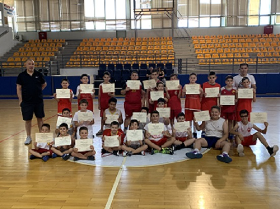 5th Athinaikos Basketball Summer Camp.